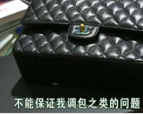 你永远不知道自己买的奢侈品包包是真假