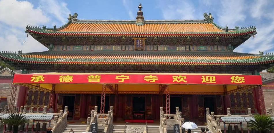 我国最独树一帜的寺庙,汉藏佛教混合式,被列为吉尼斯世界纪录