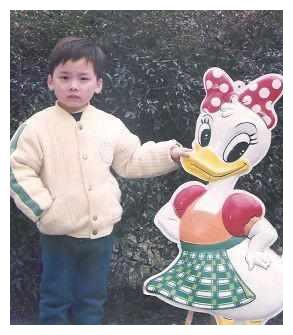 各路明星童年照曝光,李易峰、黄子韬、吴亦凡、鹿晗看谁是真帅!
