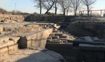 实拍圆明园考古发掘现场,嘉庆帝御笔石刻,图4让专家为之激动!