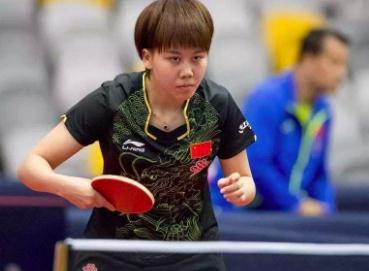 国球连胜日本两大主力!女将4比3逆转绝杀日本19岁天才少女