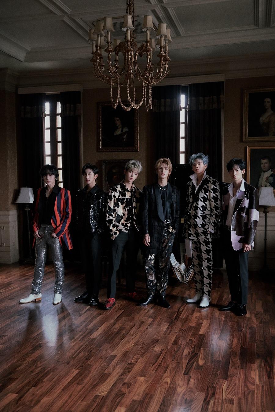 乐华七子出道专辑《NEXT BEGINS》发布 新歌守望初心
