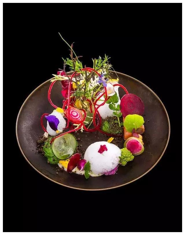 世界顶级名厨的十款菜品赏析