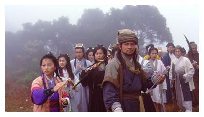 《天龙八部》慕容复假扮李延宗几近KO乔峰?内幕竟是人为篡改!
