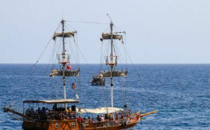 世界上最美的海滩之一,安塔利亚,景色让人陶醉!
