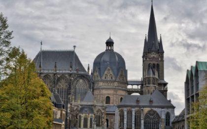 亚琛大教堂,德国第一个世界文化遗产!
