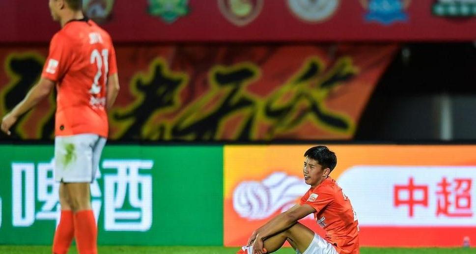 人和保级基本无望,创造中超三个纪录,陕西贵州球迷:明年中甲见