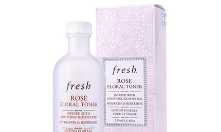Fresh馥蕾诗玫瑰润泽保湿花水长效保湿效果强大!