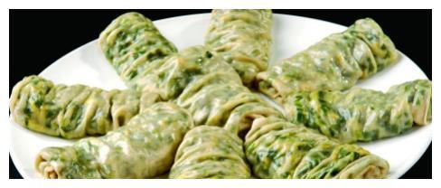 """这种面食,在北京叫懒龙,山东叫菜卷,河南的叫法非常的""""霸气"""""""