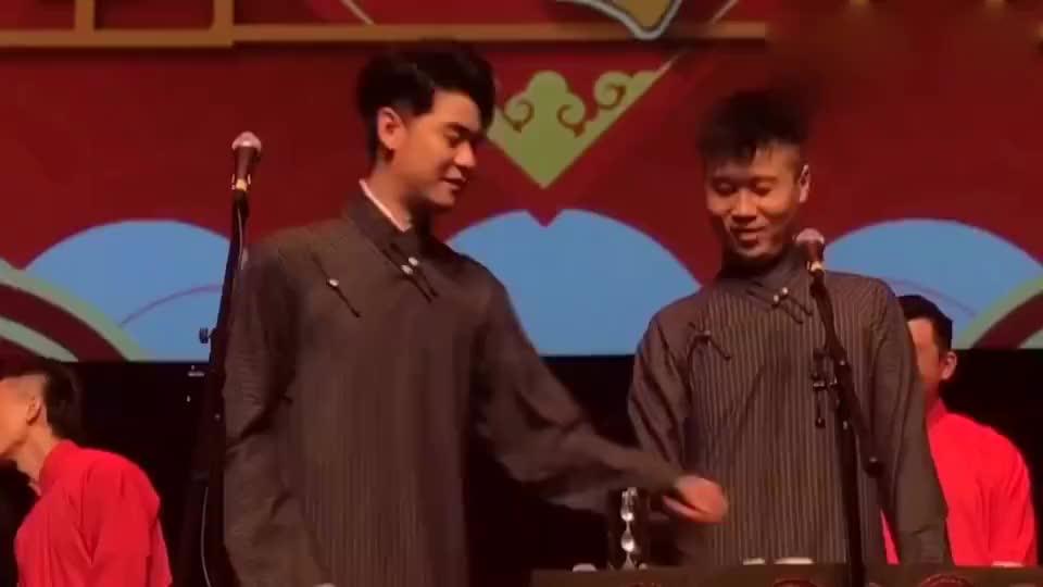张云雷现场演唱探清水河这唱功碾压太多专业歌手