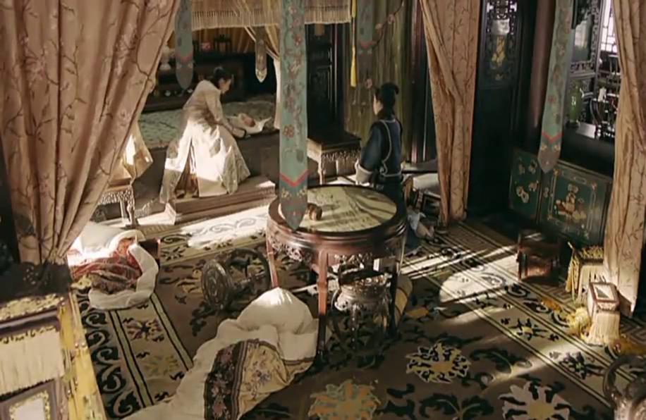 大皇子夭折二皇子流产三皇子被害,皇后哭的太伤心了