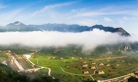 吉林·高句丽文物古迹旅游景区
