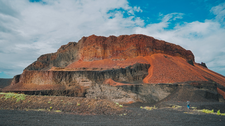 草原三日行(1):在火山旁看演唱会和H9上市
