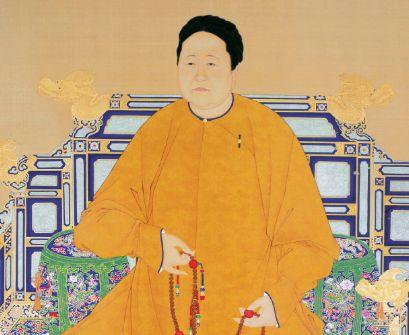 别被电视剧误导了,这才是清朝皇后的真实画像,图5是乾隆的真爱图片
