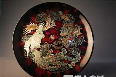 国际漆艺展免费看!6国100余件漆艺作品在省博展出