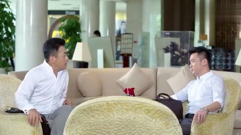 吴婷代理律师和李海谈话,劝他继续担任公司CEO,真是谈判高手