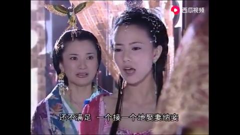 李世民传奇:杨广丧心病狂!把女儿却当政治筹码,要把她嫁进李家