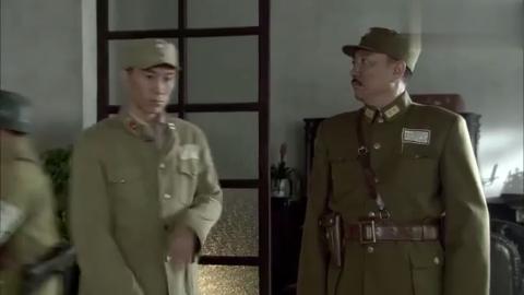 长沙保卫战:小营长被绑,当众怒怼总指挥,简直太猛了!