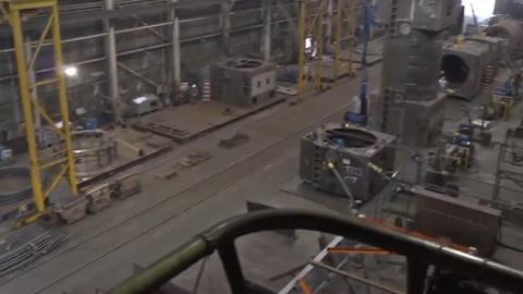 真正的超级工程,美国重工设备制造过程,真是大开眼界!
