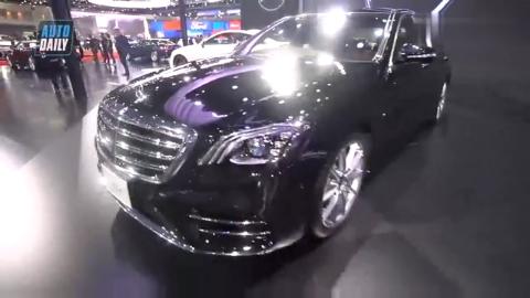 奔驰S560E插电混动版,全面了解配置,才知道啥叫极致奢华