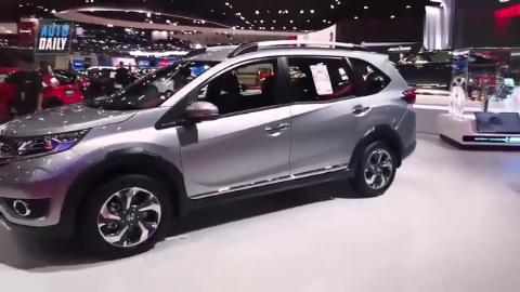 2019款本田BR-V到货,全面了解完配置后,买不买自己看着办