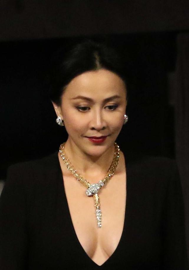 刘嘉玲生命中的四个富豪情人,刘嘉玲的事你们知道多少