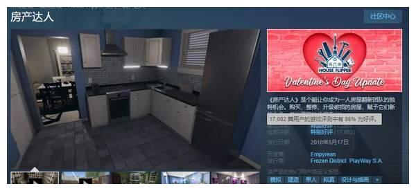 模拟游戏《房产达人》主机版预告 2月25日登陆PS4平台