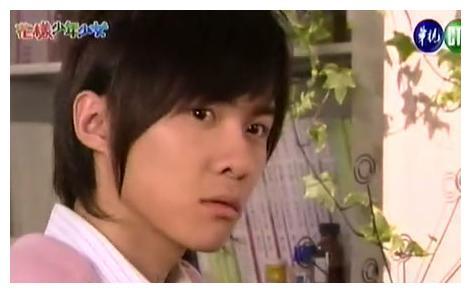 《花样少年少女》中梁思南的扮演者唐禹哲,好帅哦