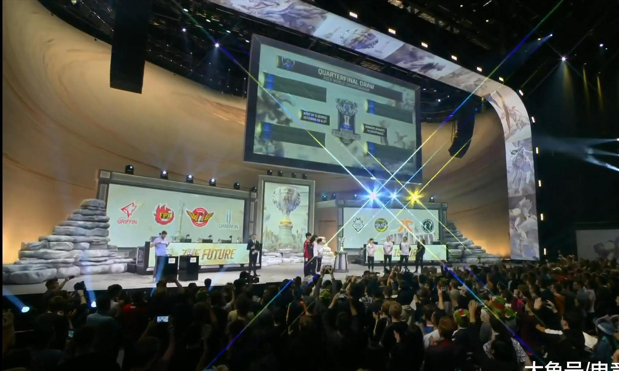 S9全球总决赛八强赛抽签结果公布:LPL没有内斗,iG对阵GRF