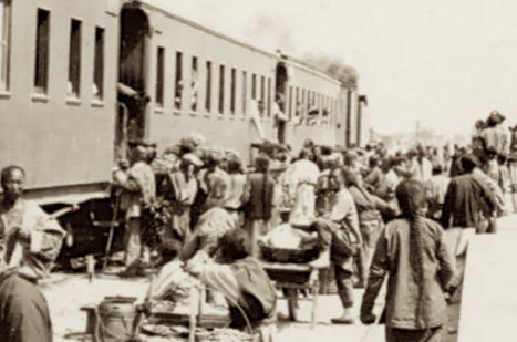中国记忆1910年,詹天佑建造的京张铁路