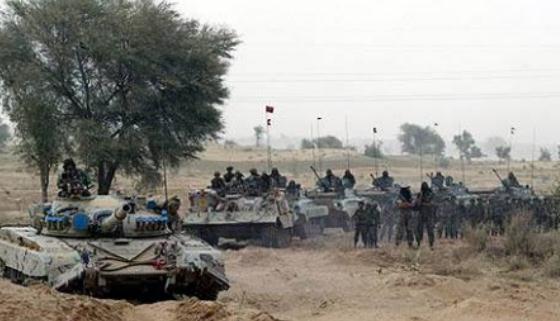 印军动用秘密武器发起偷袭,激战整晚一无所获,中方导弹立大功