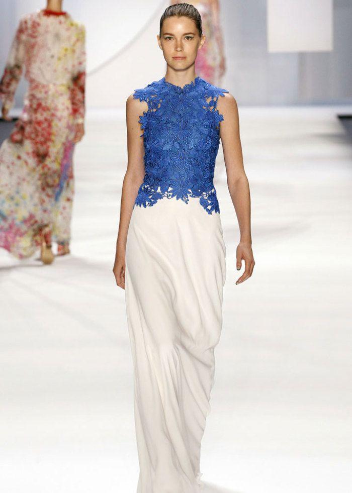 时装秀场:服饰设计配色简约,模特穿搭大方得体,体现潮流时尚感