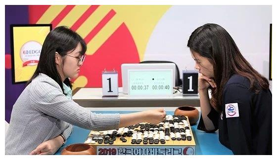韩女联第12轮垫底队齐发威 崔精搞定吴侑珍后再遇坑队友