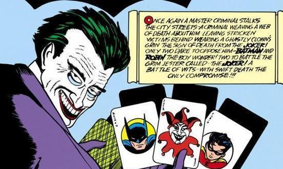 深扒!为什么这么多年来蝙蝠侠从未伤害小丑的生命