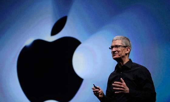苹果首席执行官库克:全球企业税制必须彻底改革