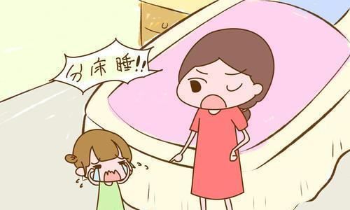 男孩多大应该和妈妈分床睡?儿科专家:很多宝妈都做错了