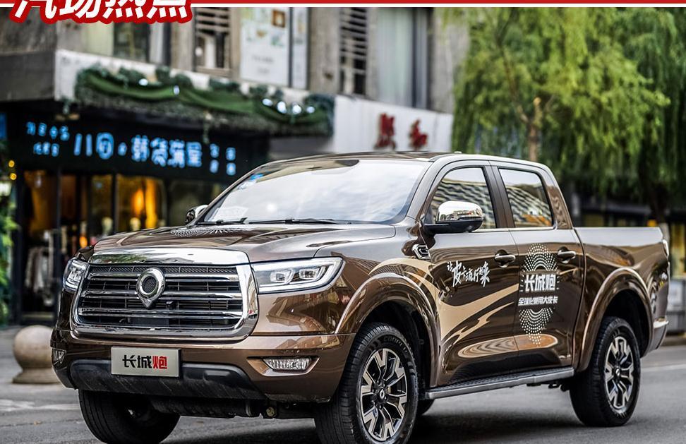 长城炮大卖5000辆!长城汽车10月销量环比劲增14.99%