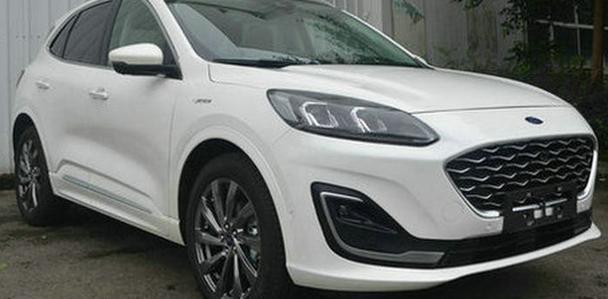 长安福特Escape最新消息曝光 将广州车展公布中文名称
