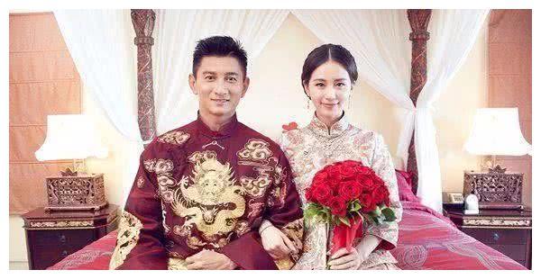 穿中式嫁衣好身材的5大女星,刘诗诗垫底,钟丽缇第2,第1服气