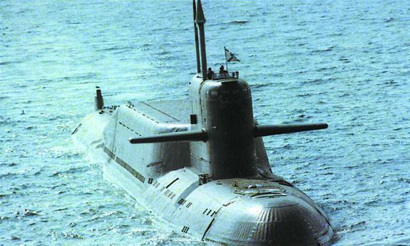 中美俄核潜艇航速对比:美国39节,俄46节,中国的是多少