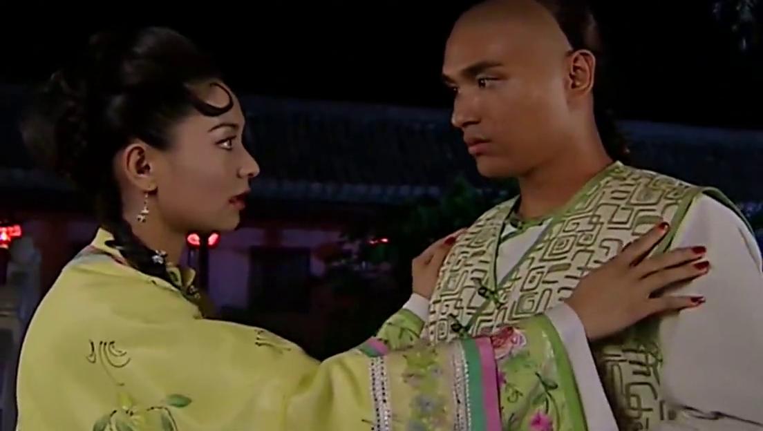 兰轩以为扎尔凡会娶她,得知事实