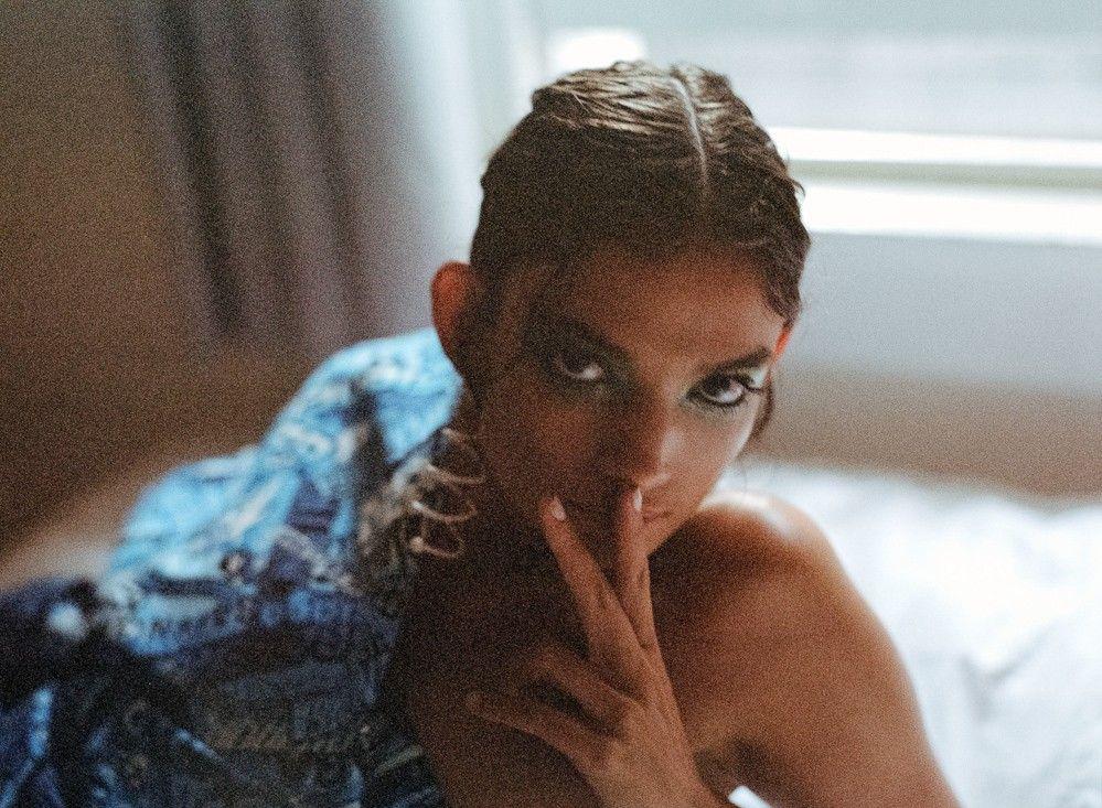 超级名模|埃默里·奥尔特~魅力演绎RUSSH杂志时尚故事