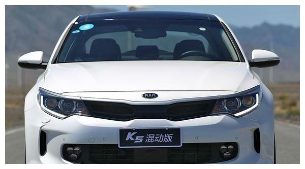 K5混动起亚报价及图片,起亚K5混动版油耗仅为4.8L/100公里