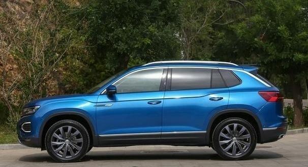 大众旗下第二款SUV车型大众探岳,内有10.3英寸液晶仪表,配四驱