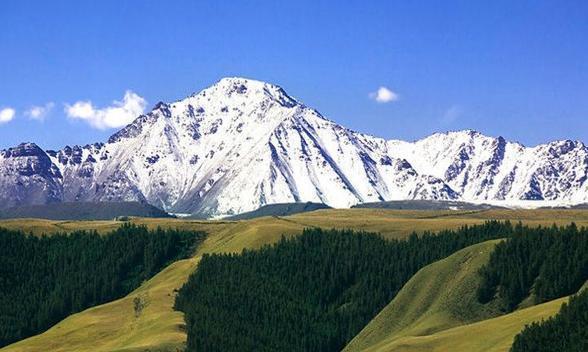 秋后青海周边游:青海魔鬼城,祁连山草原,哈拉湖,八一冰川