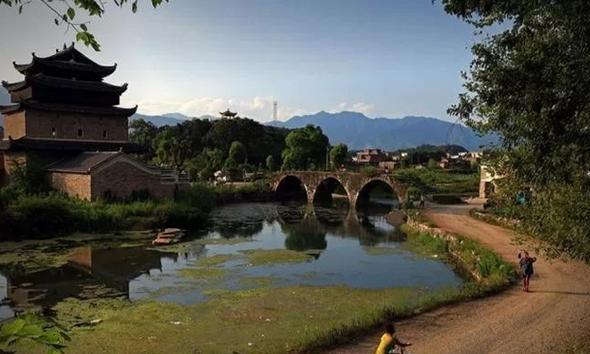 秋后周边游:上甘棠古村,木梨硔,上岳村,纳帕海