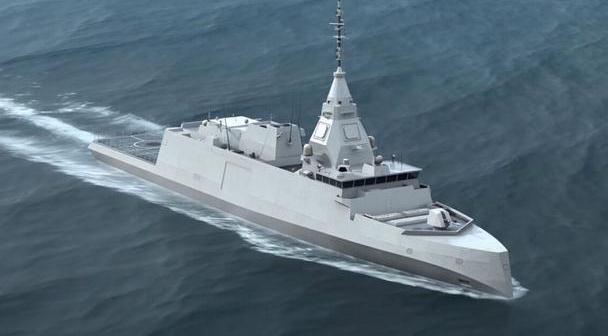 法国最新护卫舰开始建造,新核潜艇也下线,或成为全球第四海军