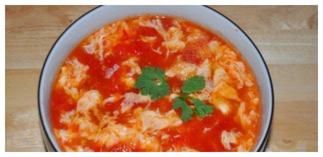 奶奶教我西红柿蛋汤加了这个会更好吃,现在学会也不晚