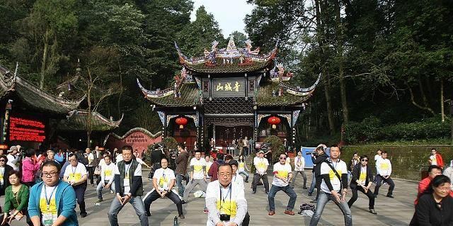 《西游记》取景地四川青城山,隐藏在山里的修炼圣地,清幽避暑
