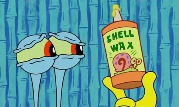 海绵宝宝:小蜗的壳里有什么?除了垃圾,还有海绵宝宝最爱的衣服